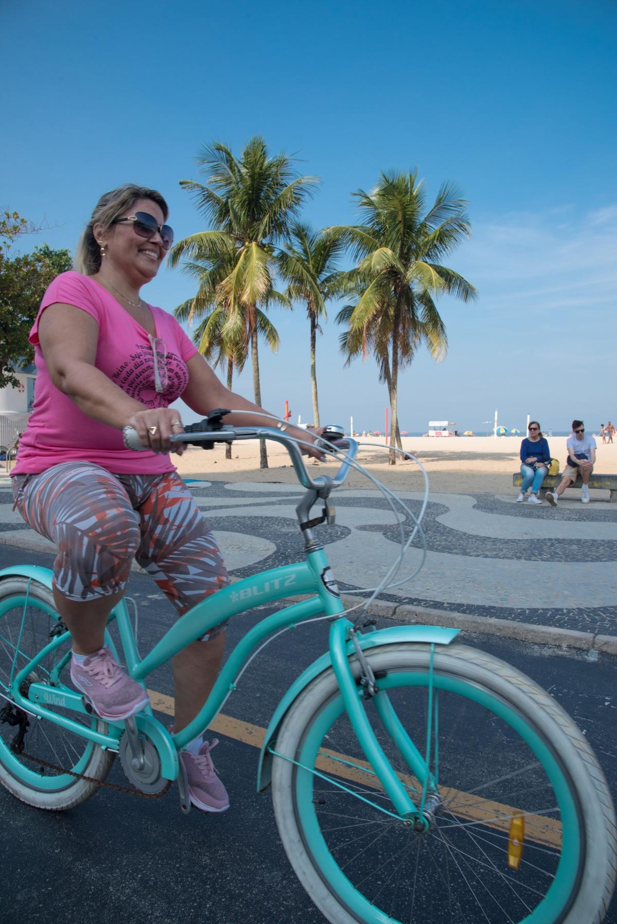 Woman cycling 4