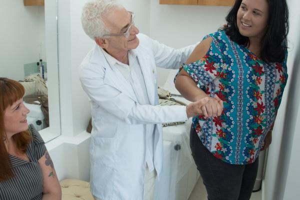 Doctors visit 14