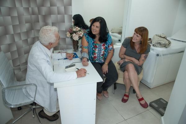Doctors visit 15