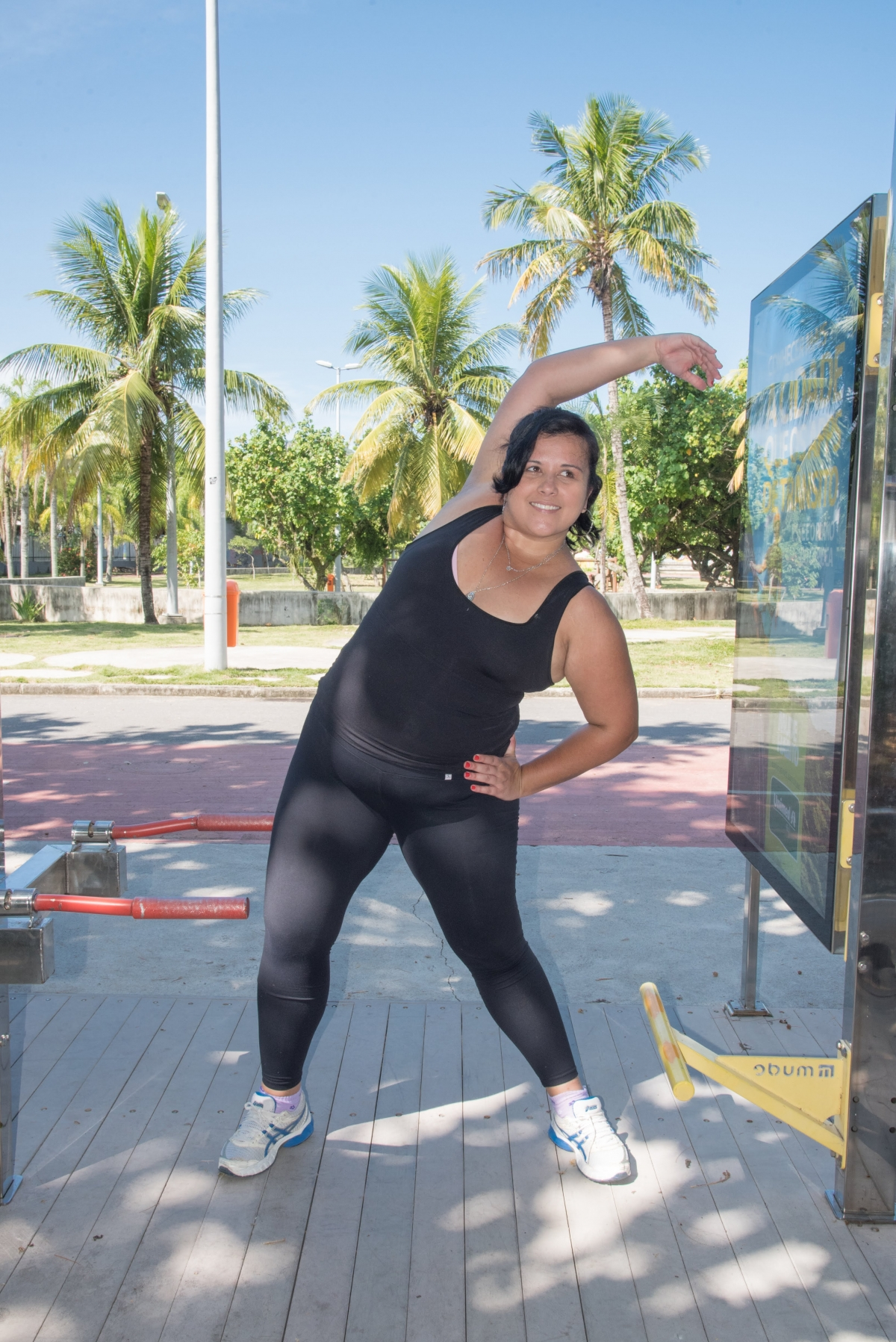 Outdoor Exercise 3
